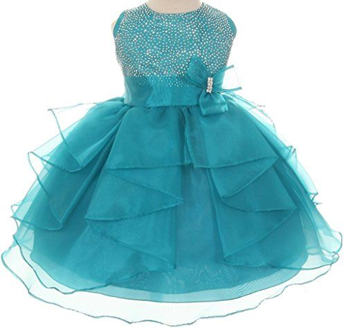 Flower Girl Dress Stud Top Multiple Layer Organza Skirt f... https://www.amazon.com/dp/B01LX7Q89B/ref=cm_sw_r_pi_dp_x_pLB4ybQ5A9QP5