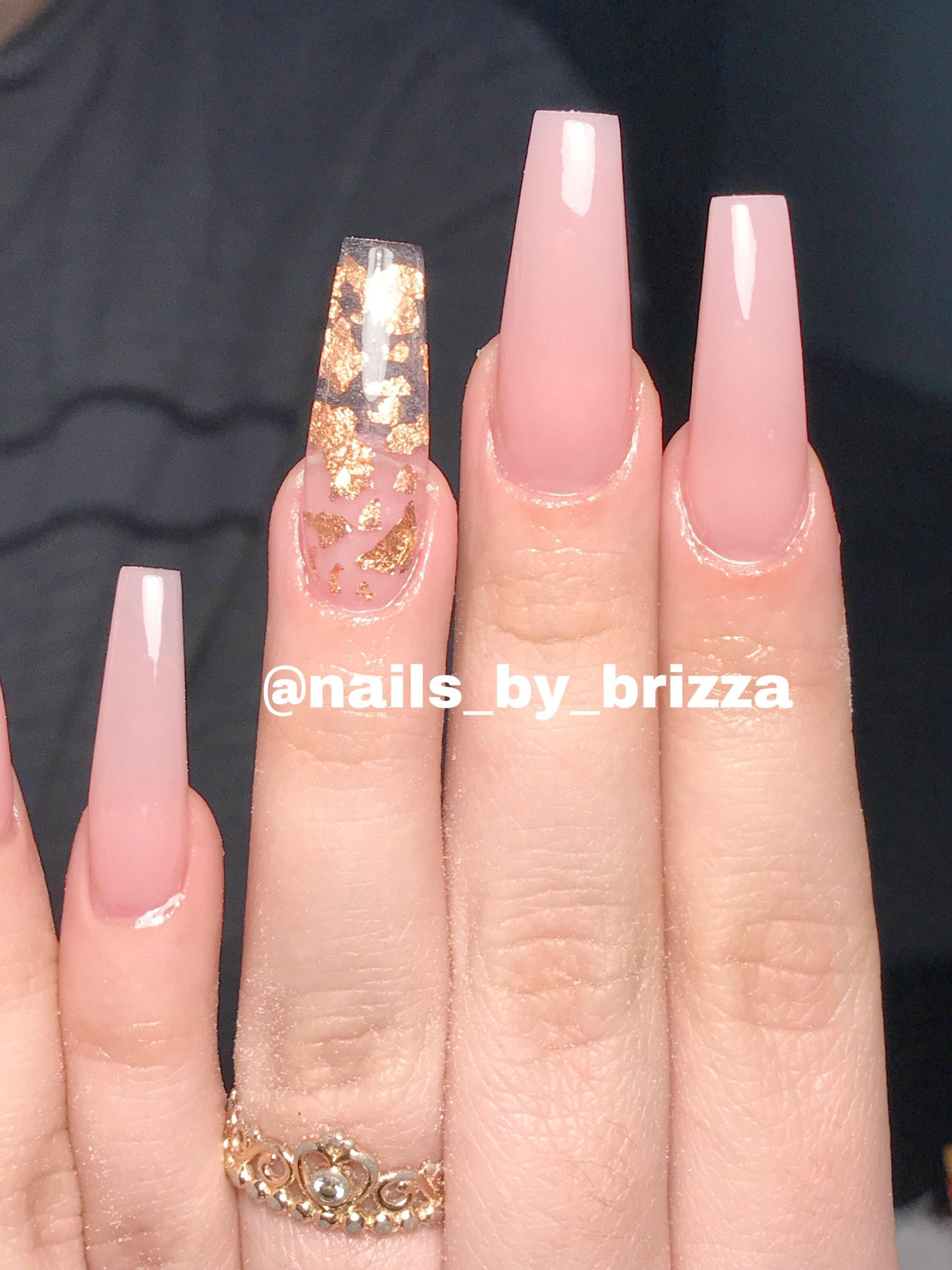 Nail Care On Harlem And Diversey Quite Toe Nail Care Tips At Home With Images Gold Acrylic Nails Pink Acrylic Nails Gold Nails
