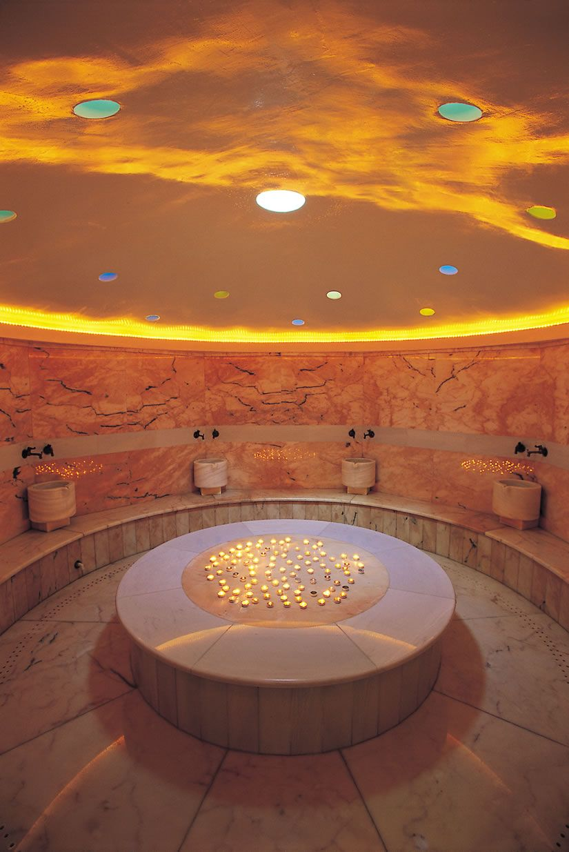 Elounda Mare Hammam Hammam Spa Bathroom Spa Et Spa Design