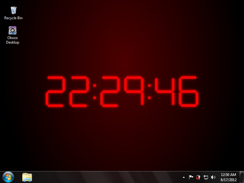 Rogai Info Software Details For Mix Digital Desktop Clock Wallpaper 1 0 0 Clock Wallpaper Iphone Wallpaper Vintage Clock