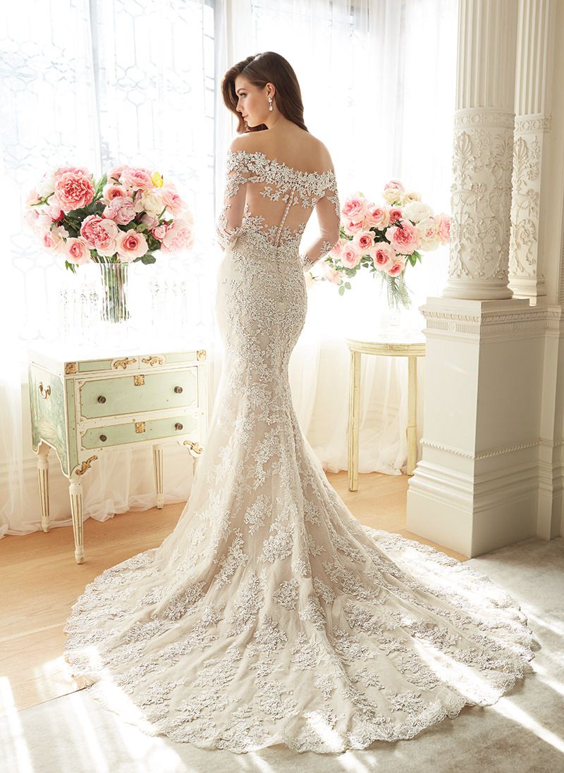 Sophia Tolli for Mon Cheri Collection | Wedding dress, Wedding and ...