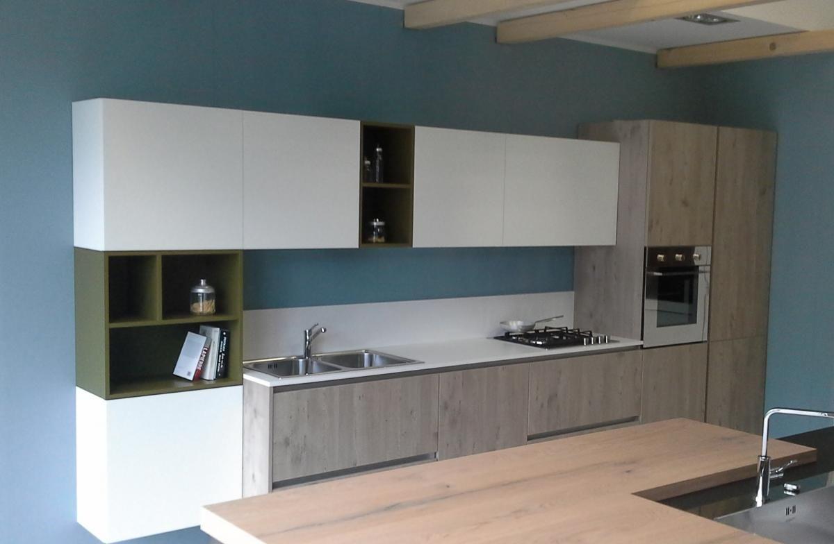 Cucina Style di Doimo cucine nel nostro show room | CUCINE ...
