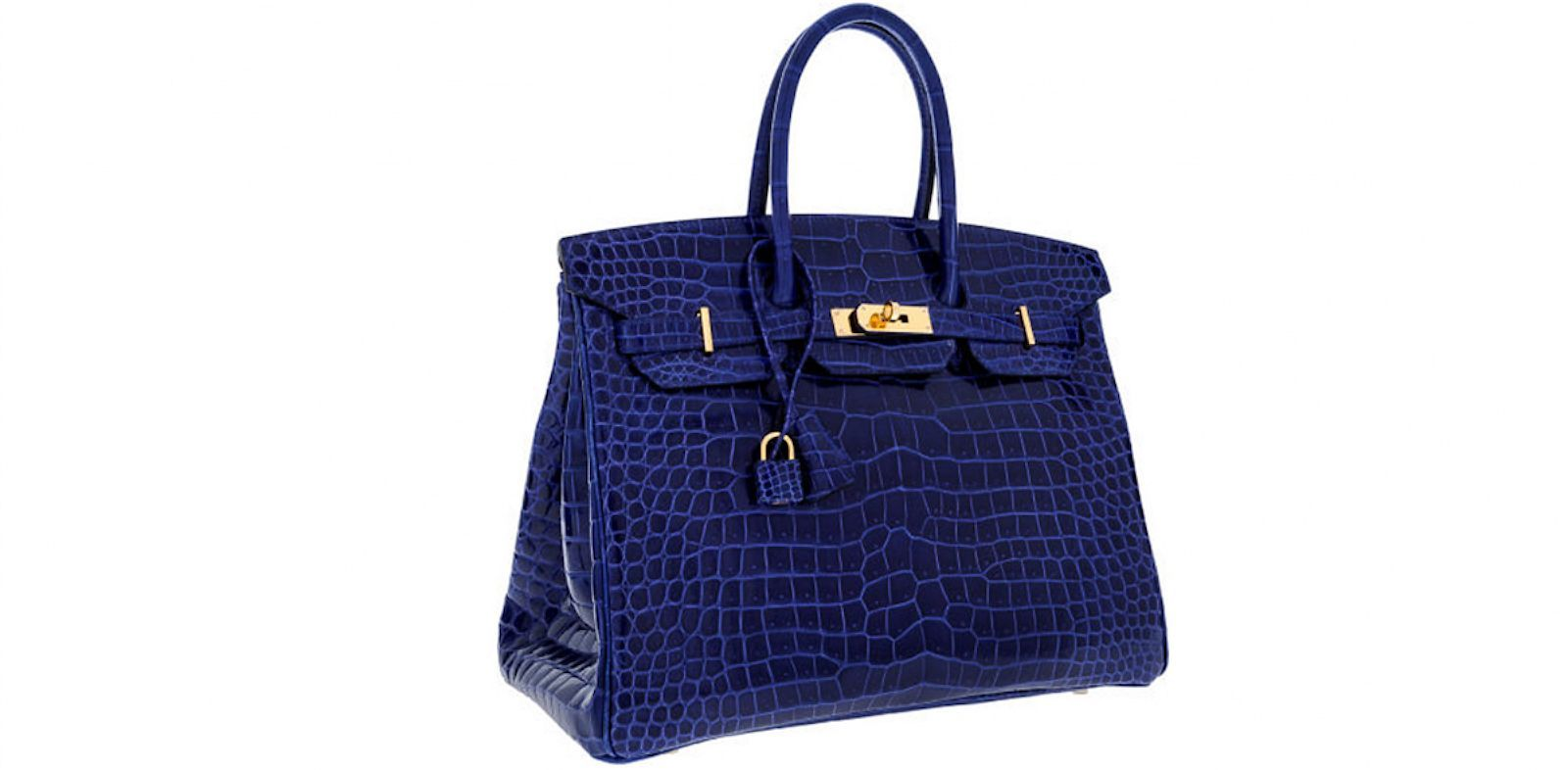 The Hermès Birkin bag, a line of bags made by the French luxury retailer and inspired by British actress Jane Birkin, has played a major part in attracting bona-fide collectors. Description from abcnews.go.com. I searched for this on bing.com/images