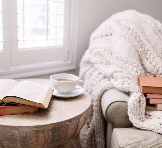 Cozy is the new minimalist.