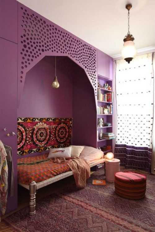 51 Beautiful Bohemian Inspired Designs