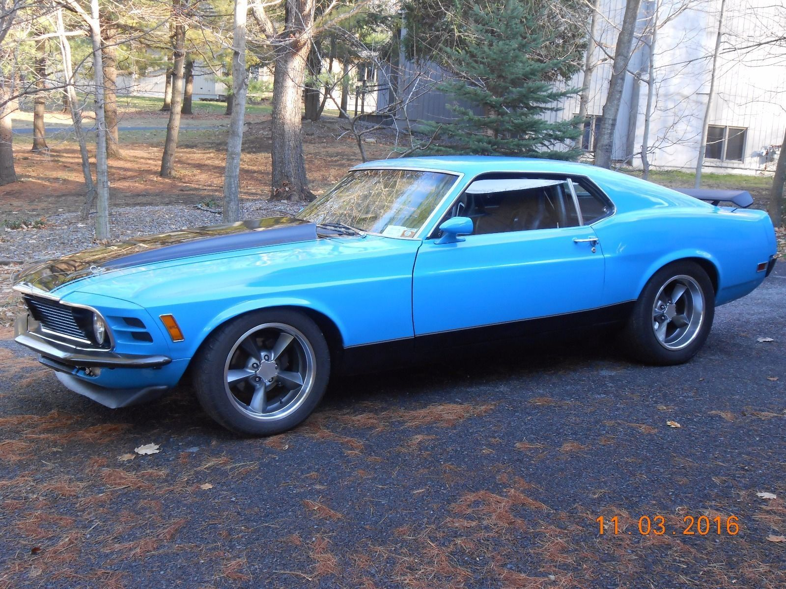 Awesome Great 1970 Ford Mustang Mach 1 Pro Touring 2018