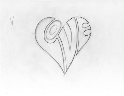 Love Heart Sewing Pinterest Drawings Art And Sketches Classy Heart Cool Love