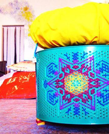 4 maneras de reciclar Drums Lavadora