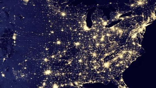 Satellite Images Light Earth Google Search The Night Sky - World satellite map lights