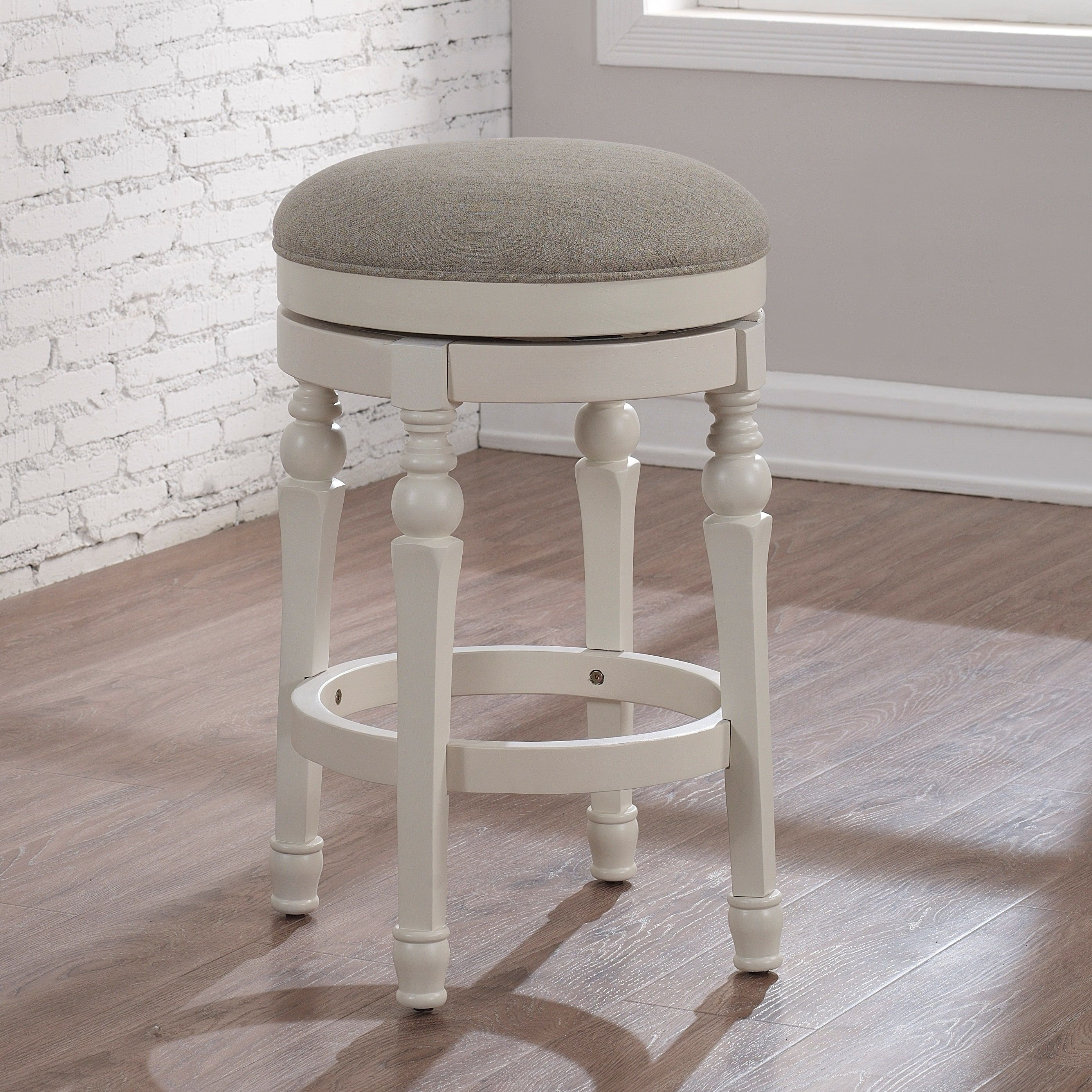 Pleasing Carella 26 Inch Backless Counter Stool By Greyson Living Bralicious Painted Fabric Chair Ideas Braliciousco