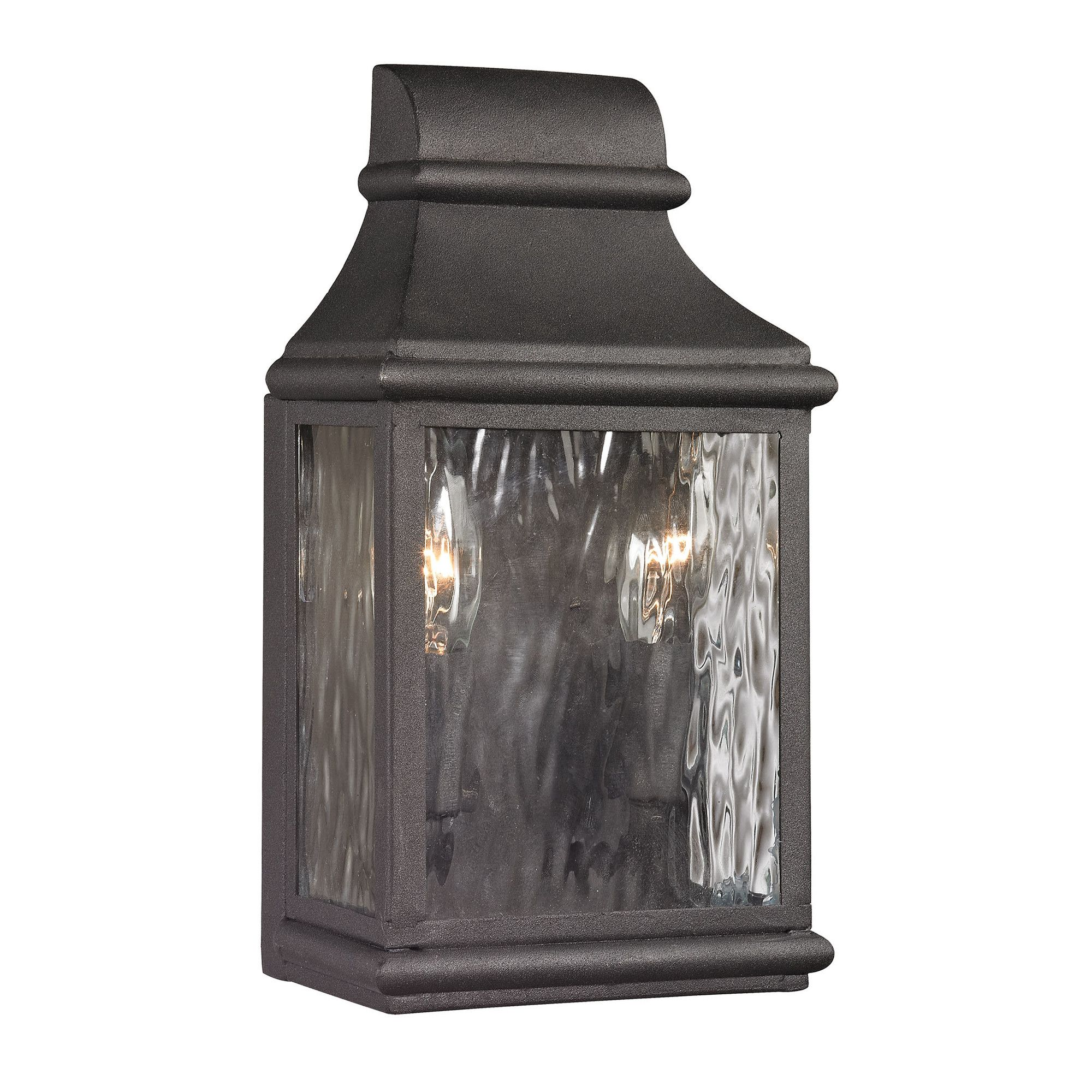 Jaxley 2 Light Outdoor Wall Lantern