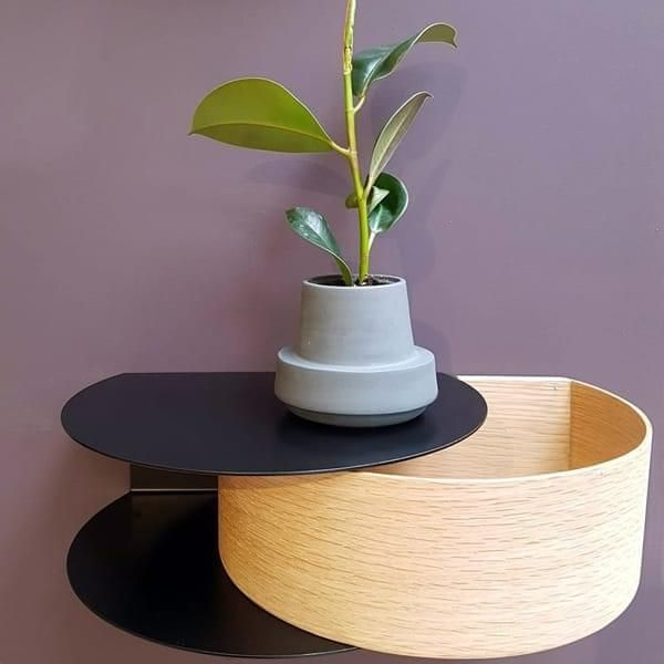 Woud Gem Organiser Medium Organization Home Accessories Danish Design