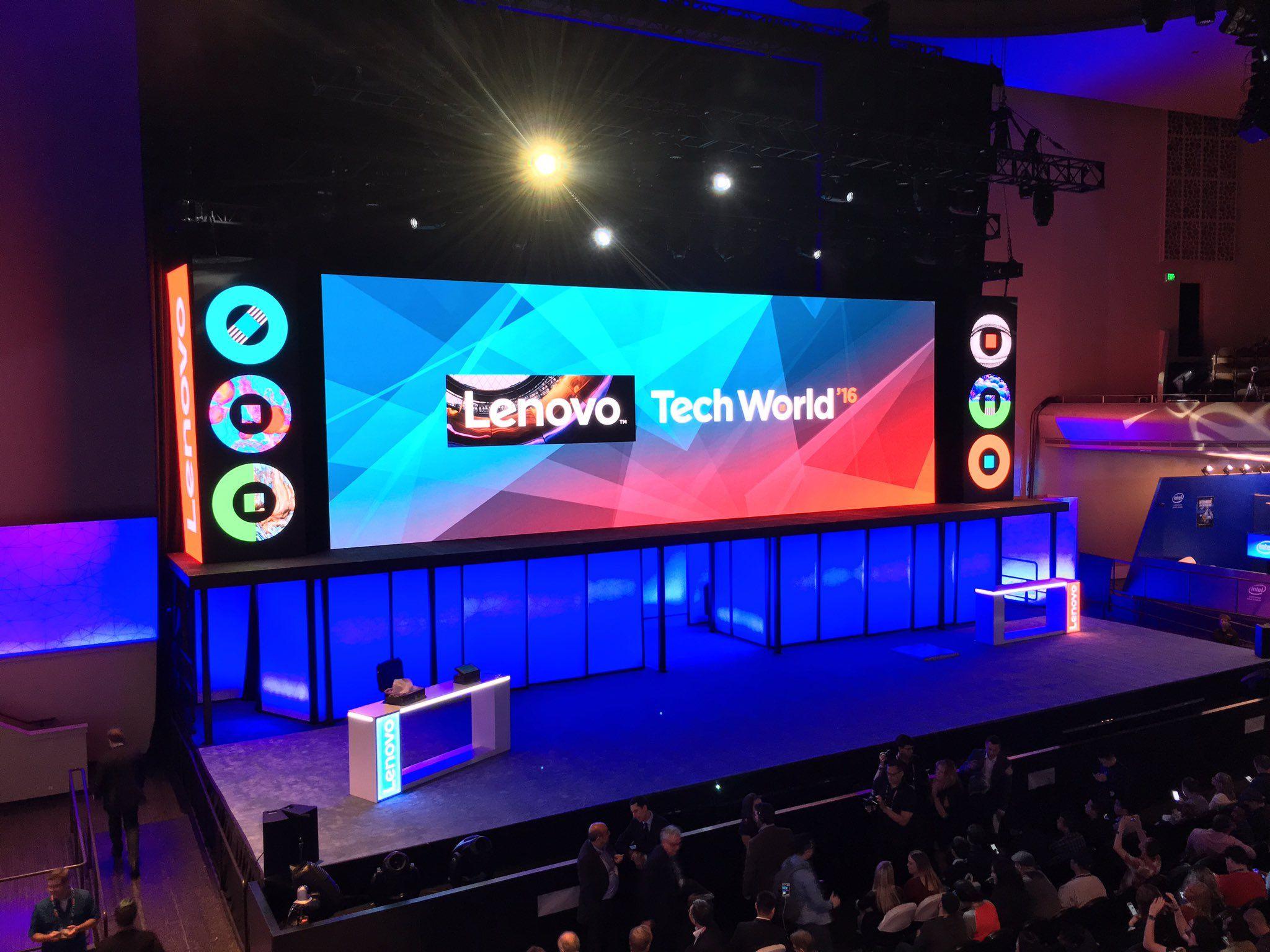 Arrancamos ahora! https://t.co/a5EKj8P5x9 #LenovoTechWorld https://t.co/nWAHHYLLLd