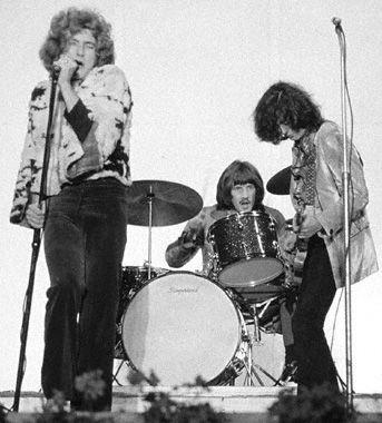Led Zeppelin: 1968