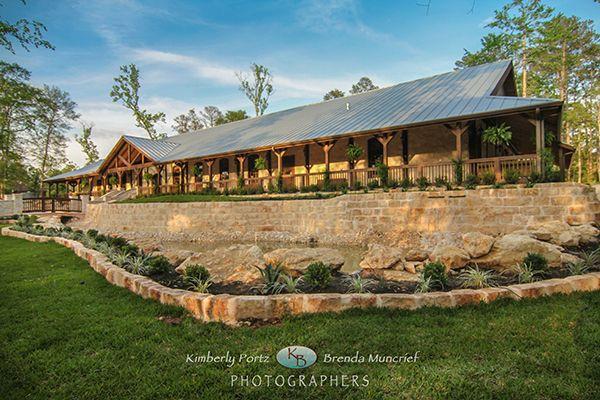 Gorgeous wedding venue near Houston, TX. Perfect for a rustic wedding theme!