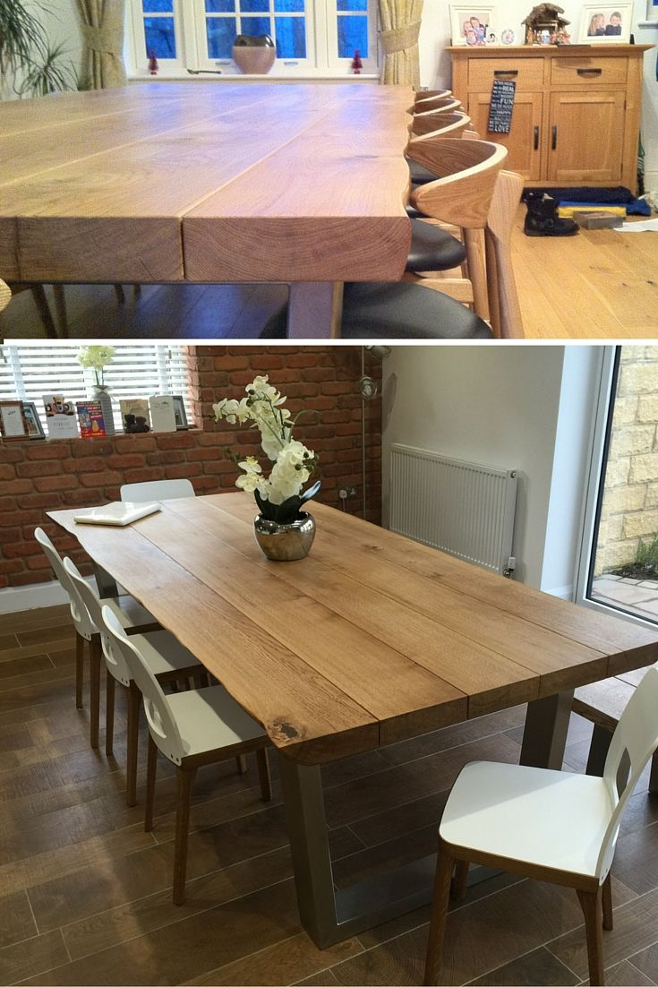 Pin By Abacus Tables On Abacus Dining Tables Oak Dining Table
