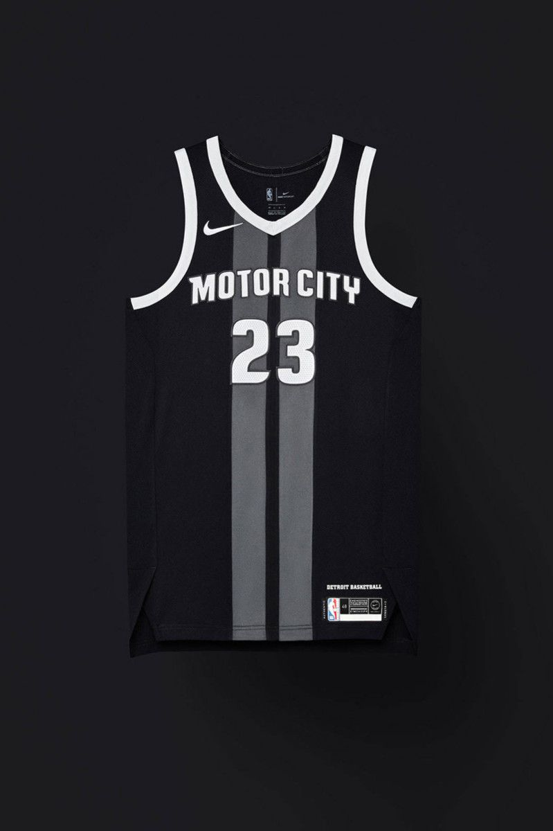 5abcbb279c9 Nike Unveils 2018-2019 NBA City Edition Uniforms