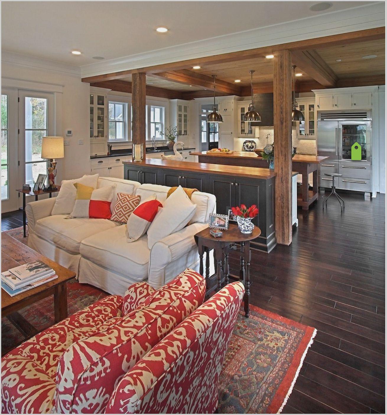 Cape Cod Living Room Paint Colors | Open concept kitchen ...