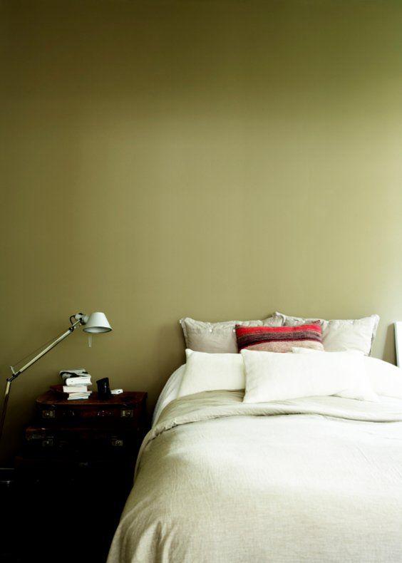 Osez la couleur dans la chambre ! | Couleurs chambre, Chambres et ...