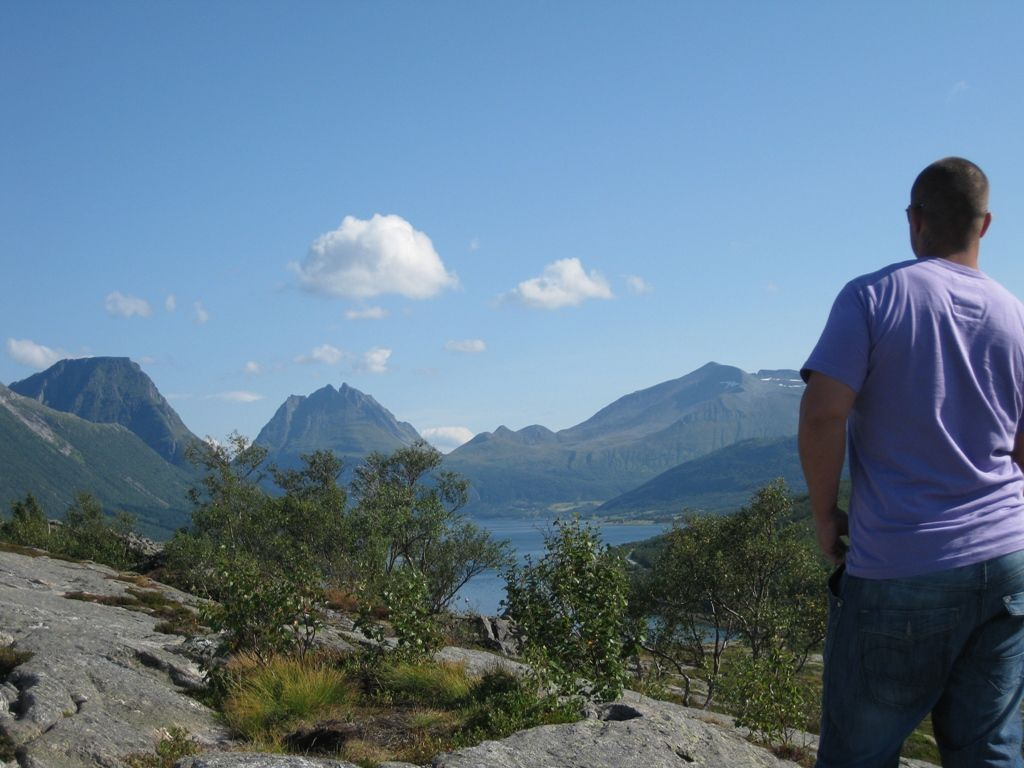 My home town in Norway - Mo i Rana