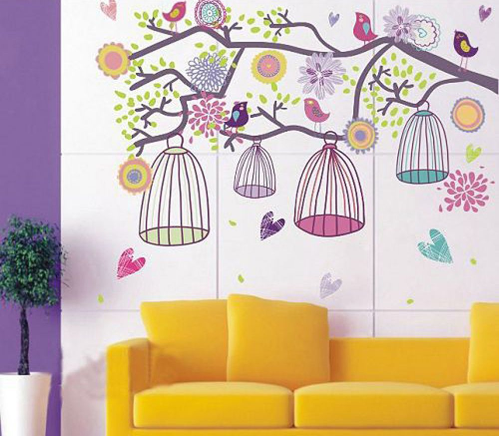 Bedroomwalldecalsjpg Decorating My Crib - Wall stickers for bedrooms teens