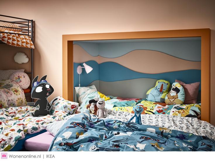 Baby Slaapkamer Ikea : Bedtijd is een feestje met ikea kinderkamer slaapkamer bedroom