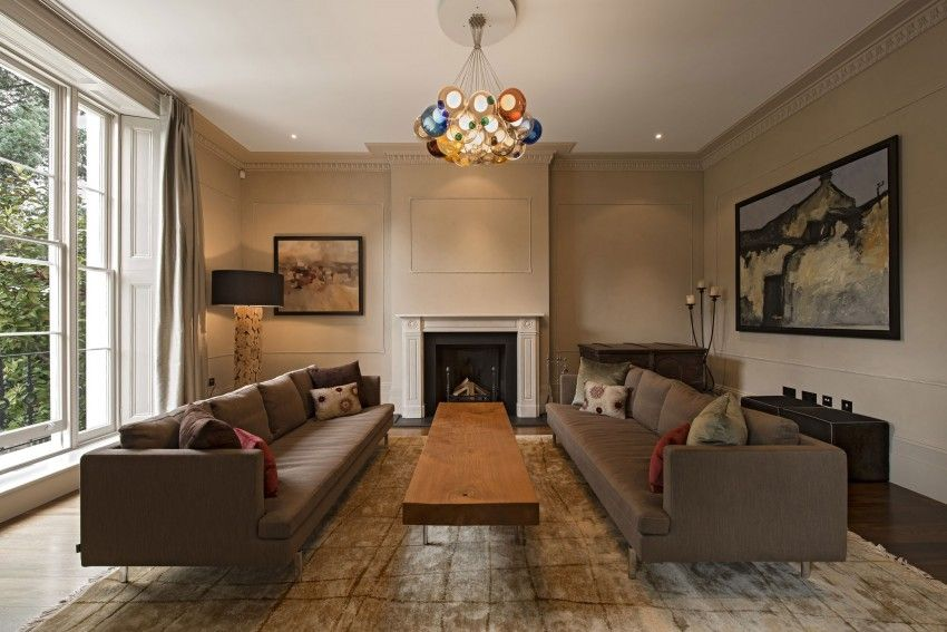 SHH Architects Designs a Sophisticated Private Home in London