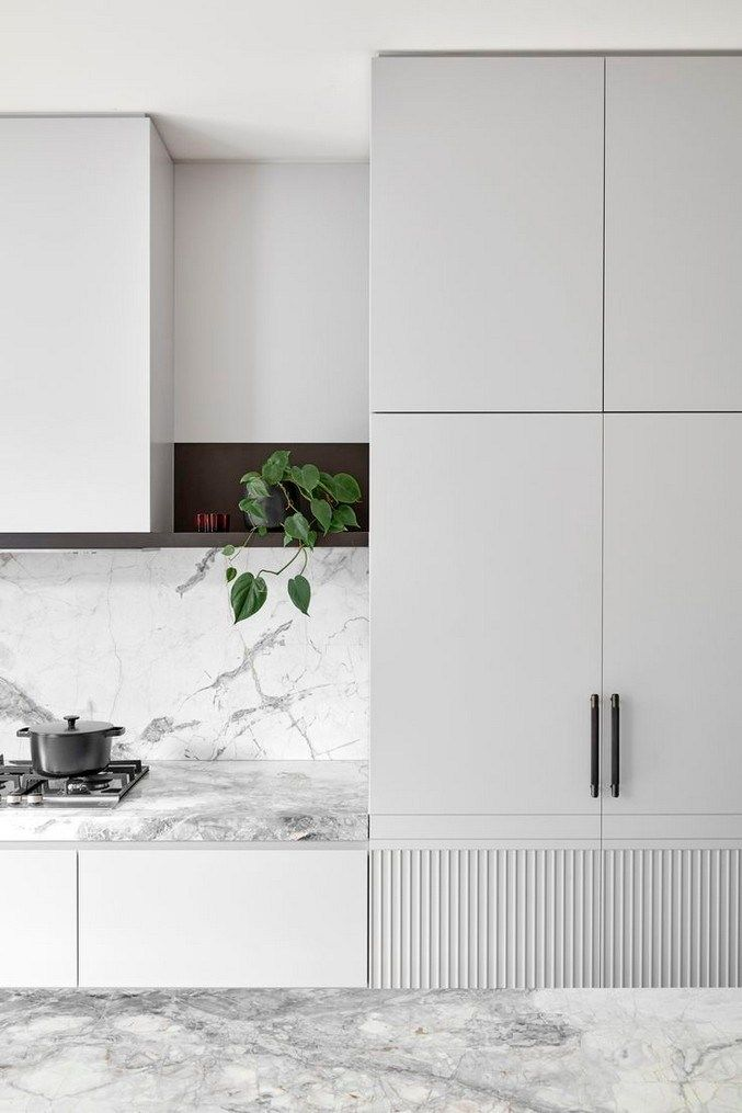10 elegant minimalist kitchen ideas 23 • Homedesignss.com #minimalistkitchen