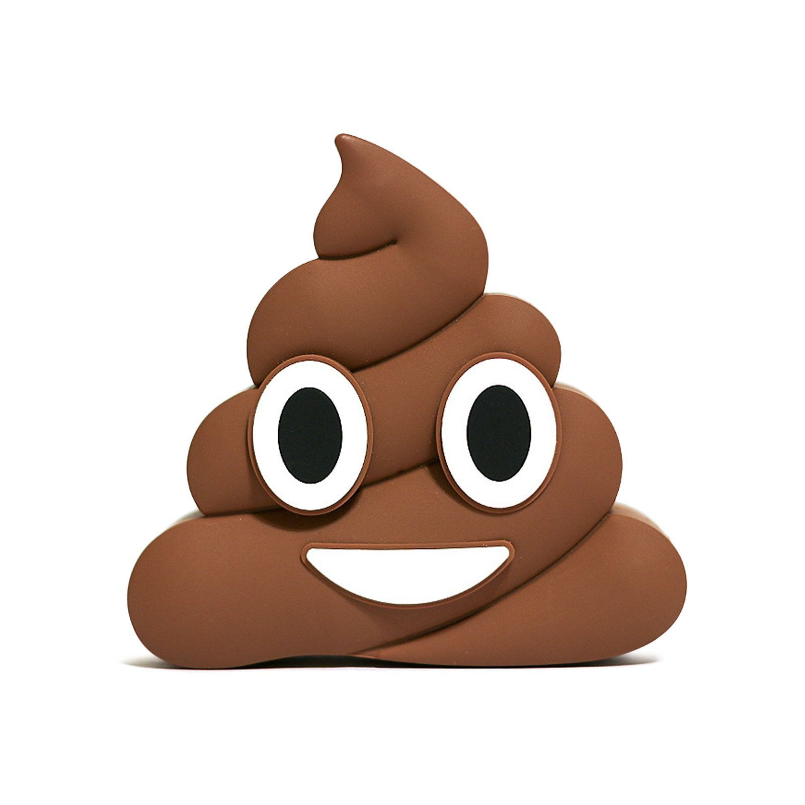 Dash Charms® Poop Emoji Power Bank Portable Charger  90e1dc6257