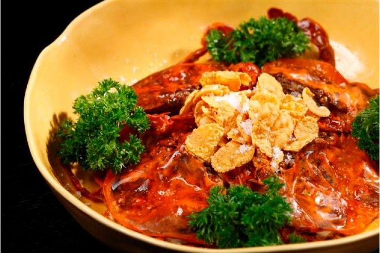 Taman Anggrek Food Directory