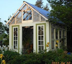 Our greenhouse.