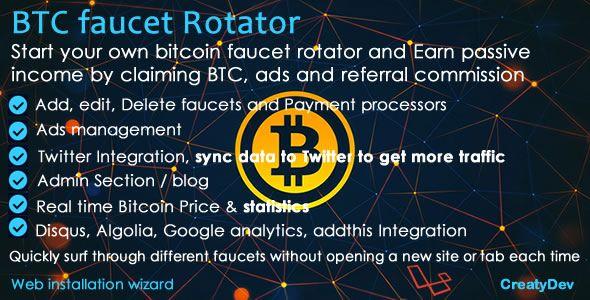 bitcoin rotator script bitcoin vertė ateityje
