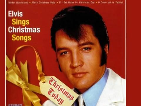 Elvis Presley The Wonderful World Of Christmas Video Elvis Presley Videos Elvis Sings Elvis Presley