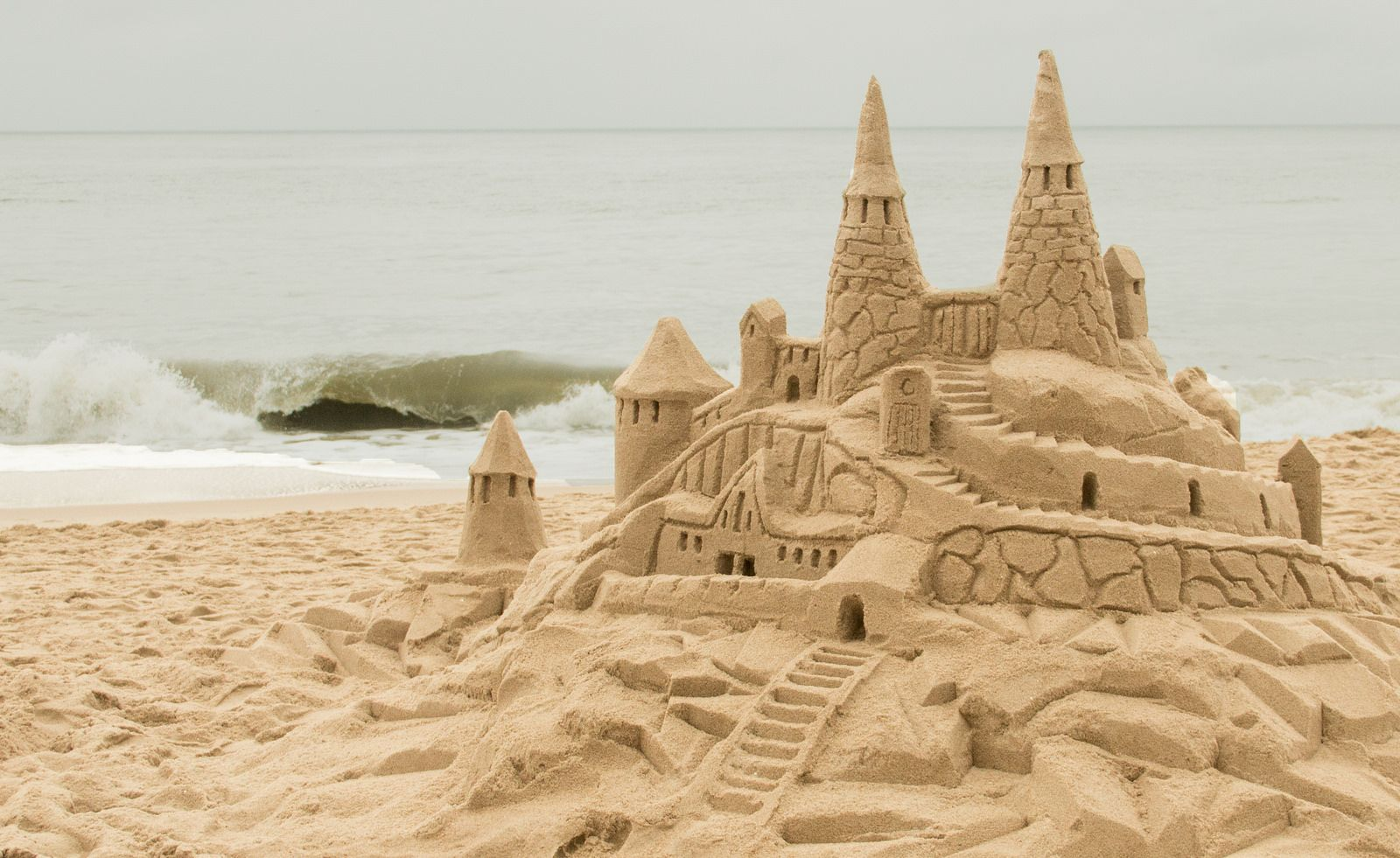 Rehoboth Beach Sandcastle Competition