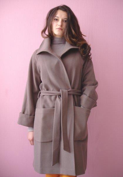 5772922b600d Пальто miss lilium   Брендовая одежда   Pinterest