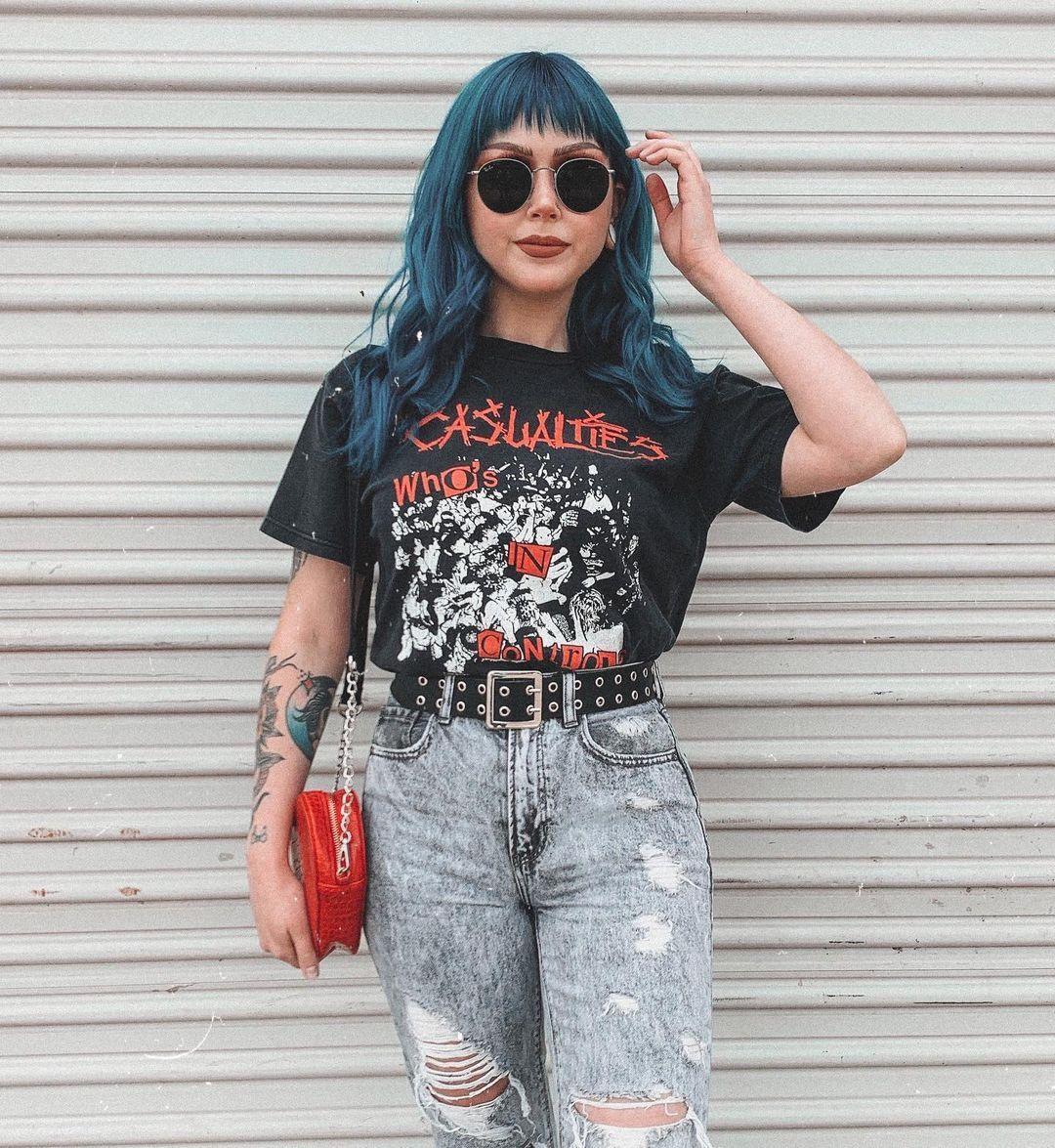 ˗ˏˋ@𝒘𝒊𝒍𝒅𝒇𝑰𝒆𝒖𝒓ˎˊ˗   Alternative fashion, Fashion inspo