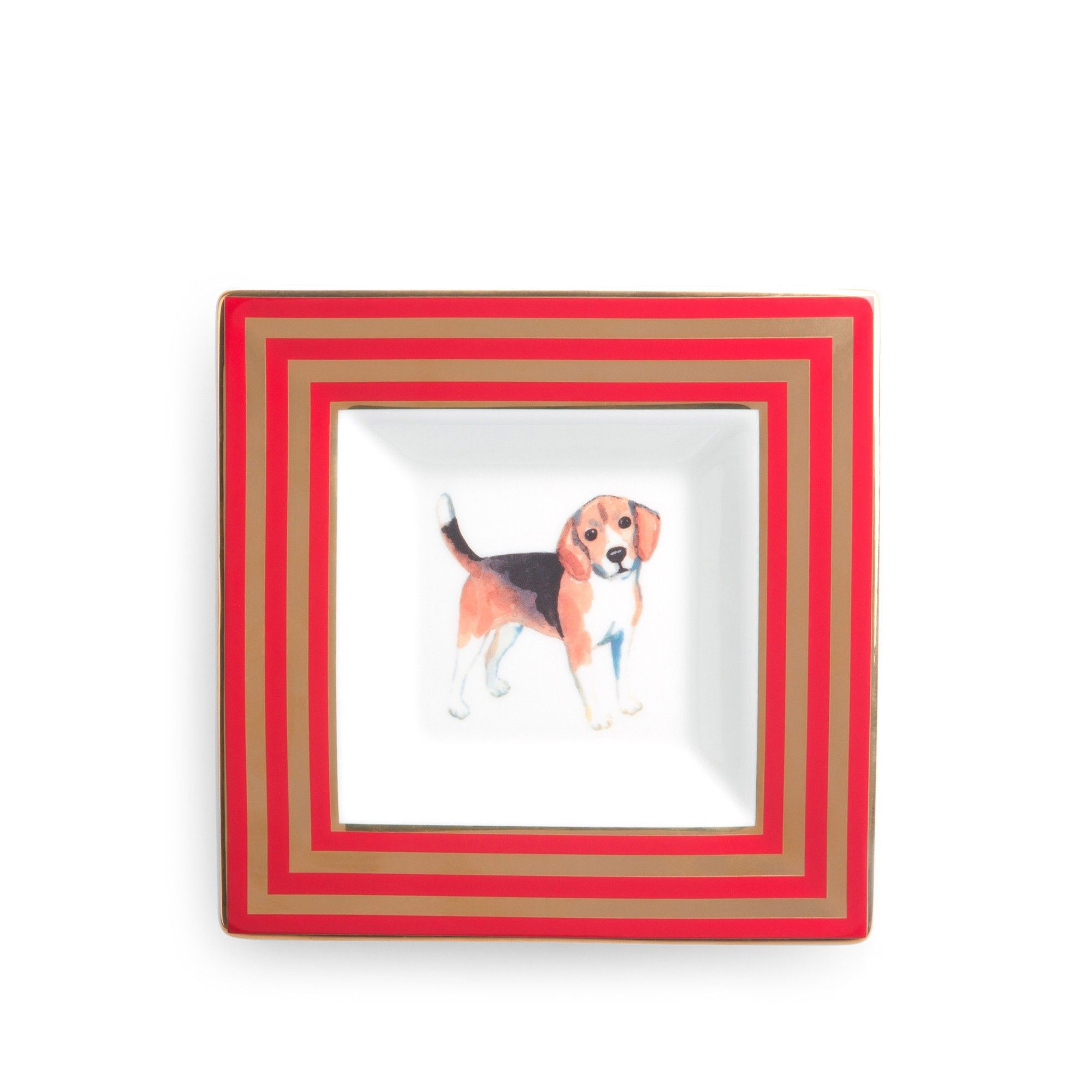 Love this Beagle Ceramic Square Decorative Plate for $38 on C. Wonder  sc 1 st  Pinterest & Love this Beagle Ceramic Square Decorative Plate for $38 on C ...