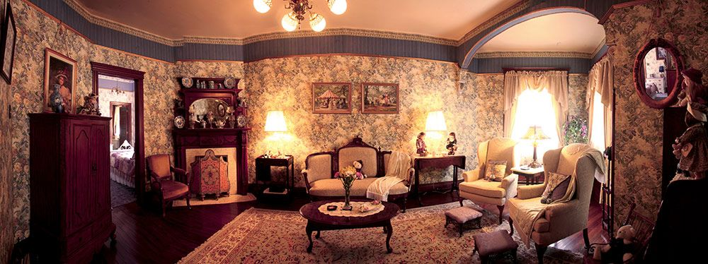 York County PA Victorian Bed And Breakfast