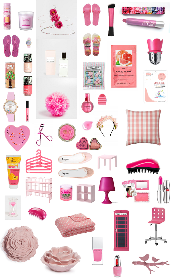 Un Blog che VALE...: Colorful Day - Strawberry Ice o Baby Pink?