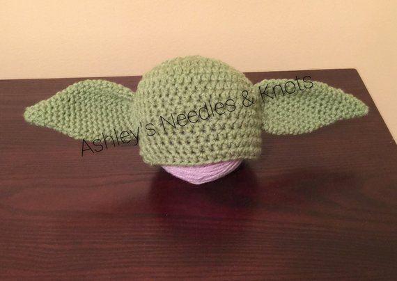 b2b141838a120 Yoda Beanie Hat in 2019