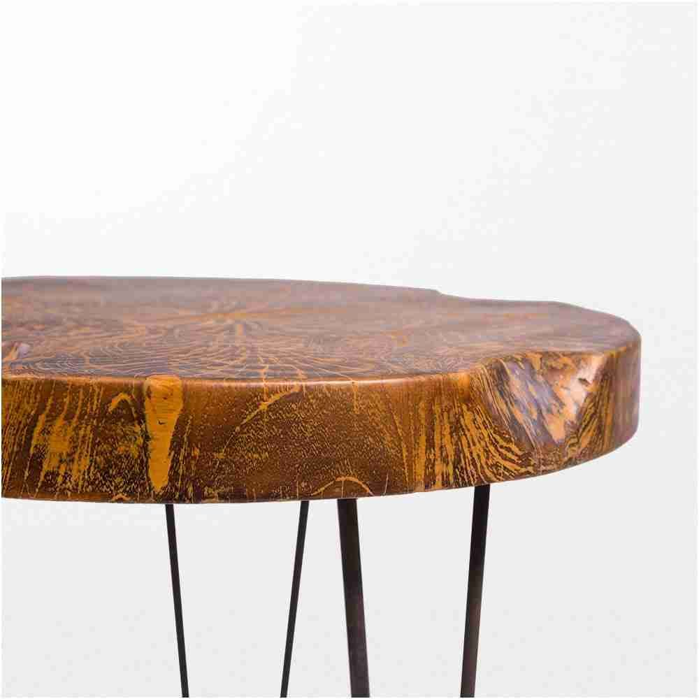 Table Basse Bois Et Fer Forge Genial Ravissante Table Basse En