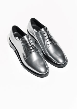 244c1c2a7f Dressed Up Loafers - Silver - & Other Stories | ➕silver➕ | Shoes ...