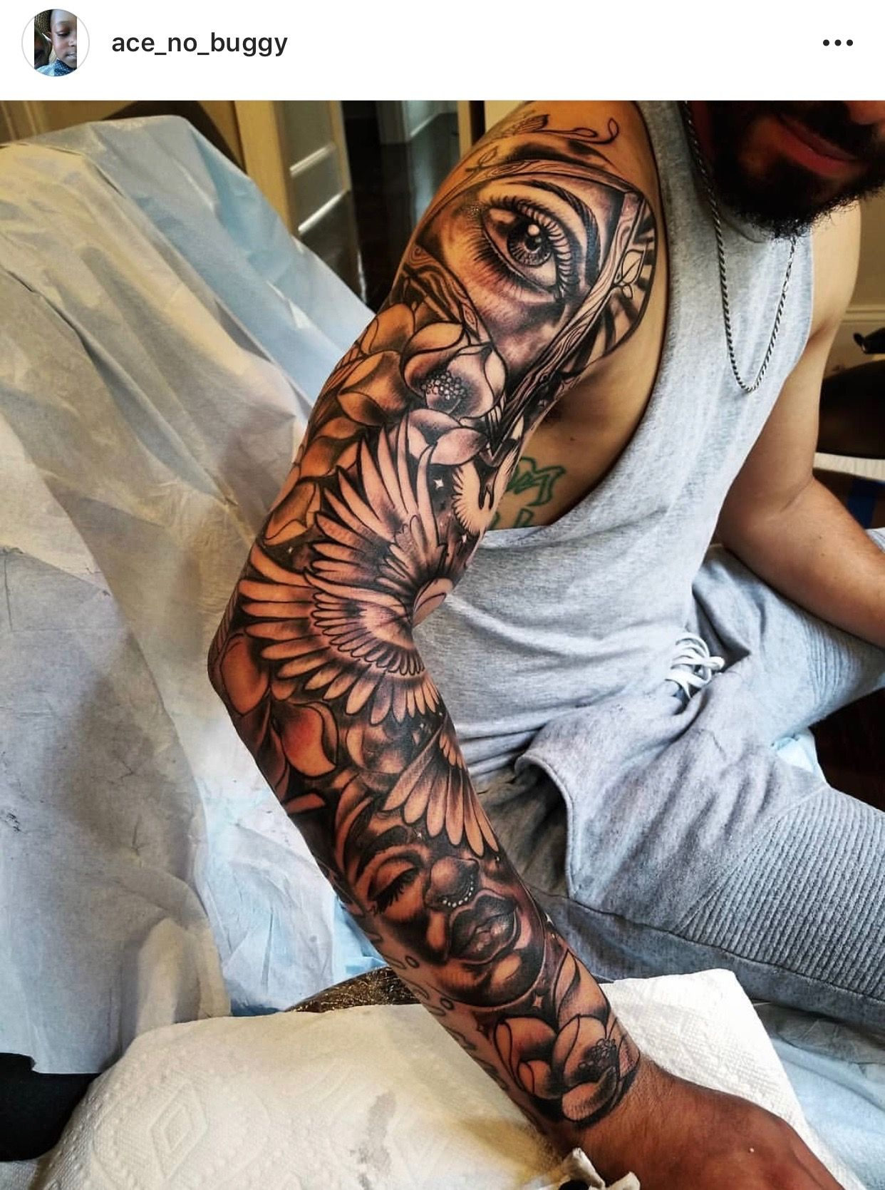 Pin by Muffie Spencer on Ink ♡ Tribal tattoos, Sleeve