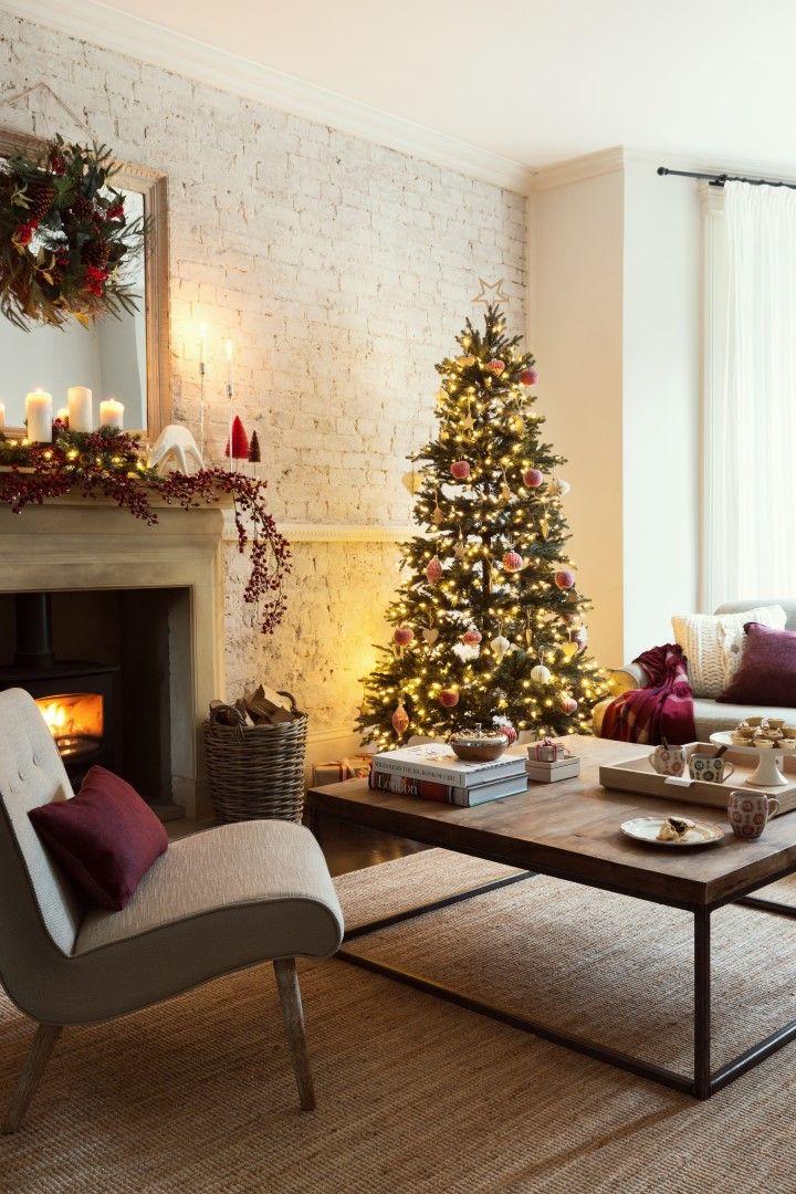 Nordic Christmas Inspiration Christmas Decorations Christmas Ideas Christmas Living Room Christmas Living Room Ideas Christmas Living Room D Kerstmis