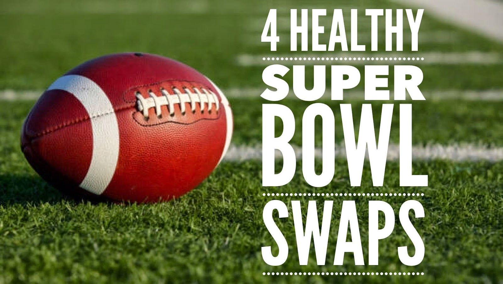 21 Day Sugar Detox Score BIG with these Superbowl Swaps
