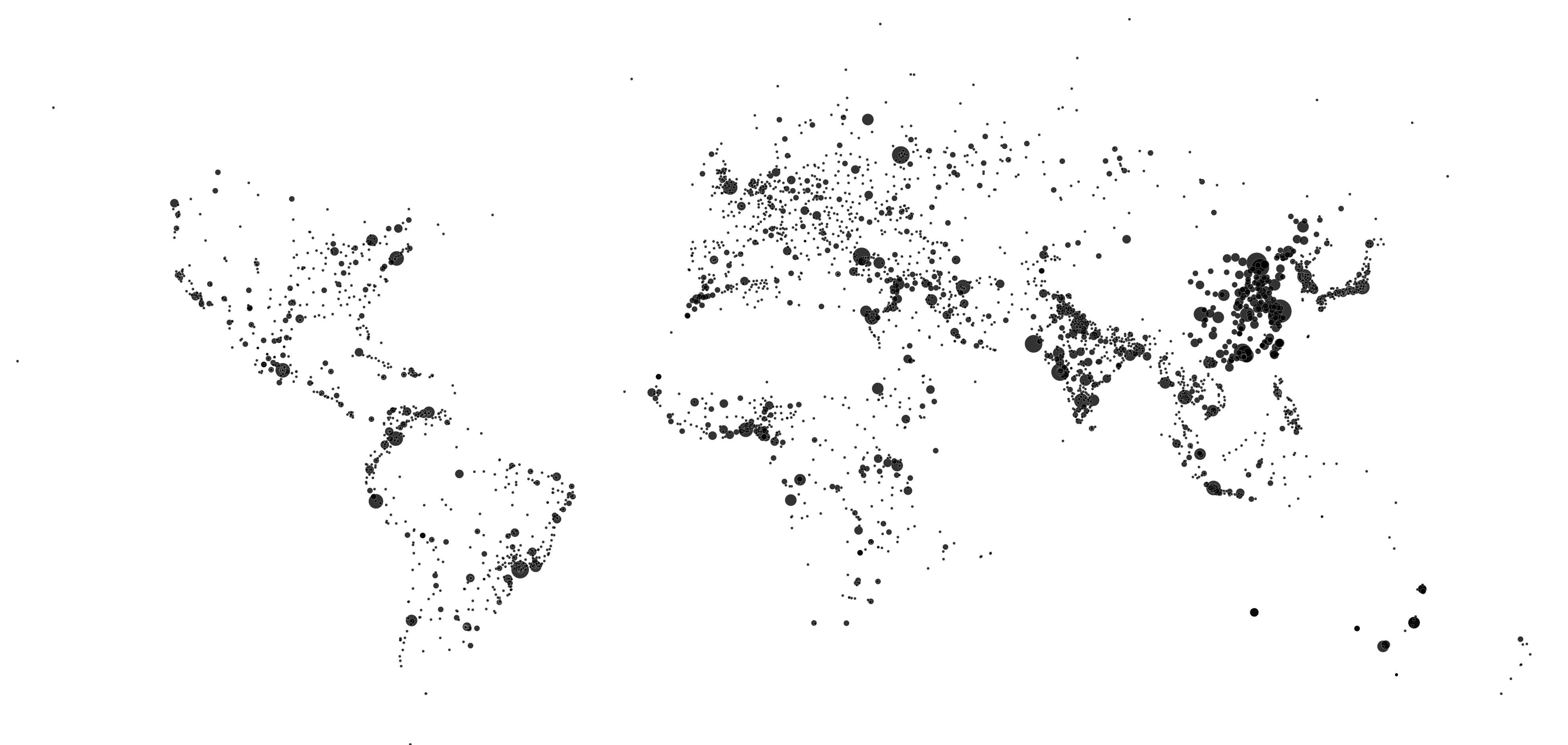 100000 person cities with no world map weltkarten pinterest 100000 person cities with no world map gumiabroncs