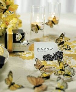 These Erflies Are Ideal For Use On Centerpieces Cupcakes Place Cards Fl Bouquets The Guest Table Or Anywhere A Erfly Would Flutter