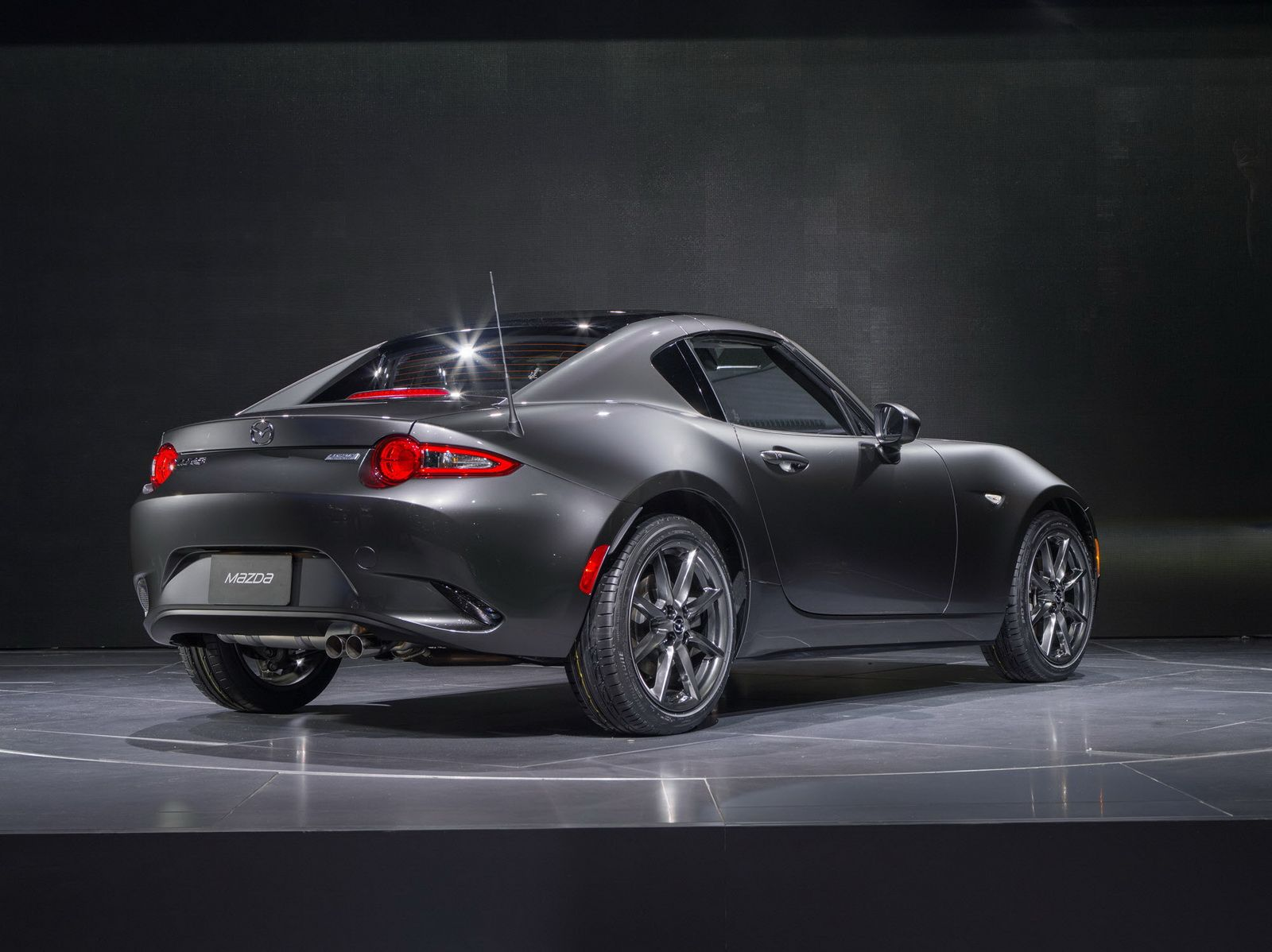 2017 mazda mx 5 miata rf launch edition limited to just 1 000 units