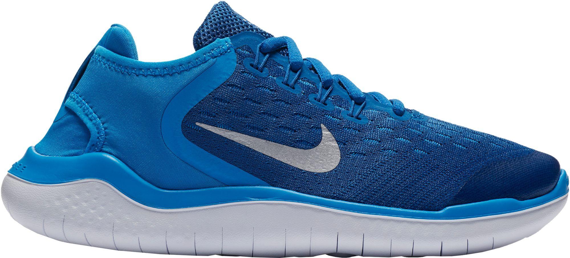 Nike Kids' Grade School Free RN 2018 Running Shoes
