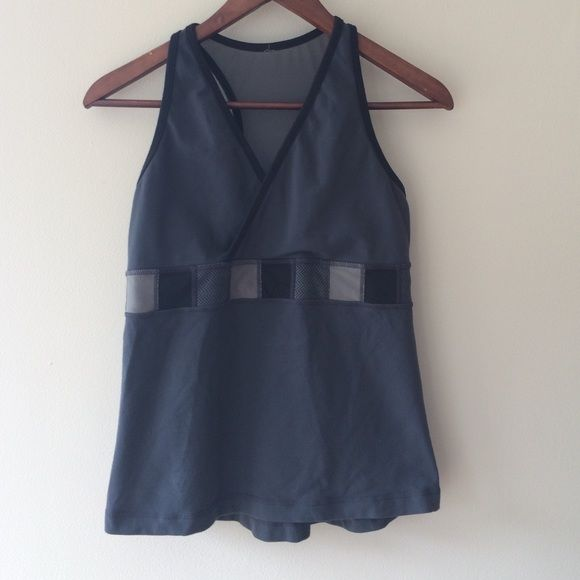 1e5eeeb3a6f37 NEW LISTINGLululemon Gray Tank Stylish